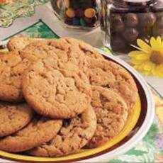 Malted Milk Cookies Recipe