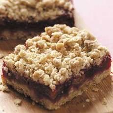 Cranberry Pecan Bars Recipe
