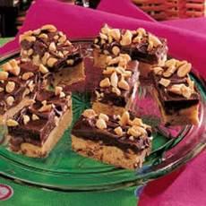 Peanut Butter Caramel Bars Recipe