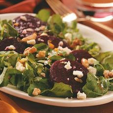 Beet Salad with Orange Vinaigrette Recipe