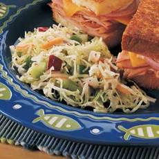 Apple Coleslaw Recipe