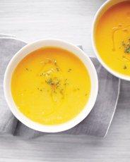 Butternut-Pear Soup