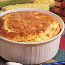Golden Corn Puff Recipe