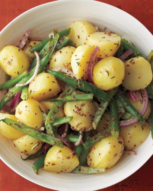 Potato and Green Bean Salad | Bottomless Bites