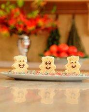 Bearhug Cookies