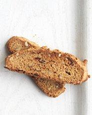 Brown Sugar and Date Biscotti