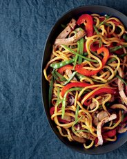 Lo Mein with Pork