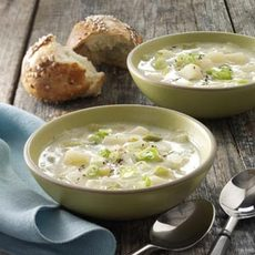 Hearty Leek and Potato Soup Recipe