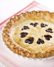 Grandma Friendship's Raisin Pie