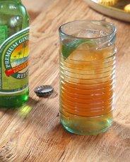Rum-Ginger Drink