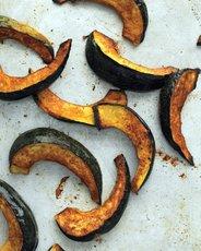Roasted Spiced Acorn Squash