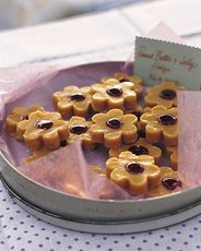 Peanut Butter and Jelly Fudge
