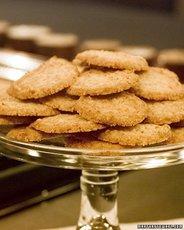 Sesame Coconut Cookies