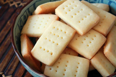 Simple Shortbread Cookie