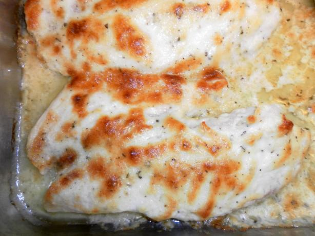 Broiled Parmesan Tilapia (Low-Carb)
