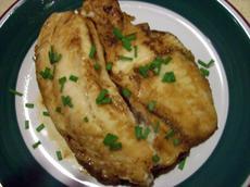 Honey Ginger Grilled Salmon, Swordfish or Mahi Mahi
