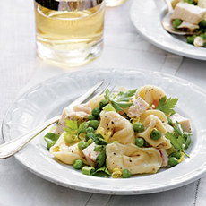 Chicken-and-Tortellini Salad