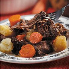 The Best Pot Roast Ever