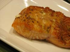 Bourbon Steelhead Trout
