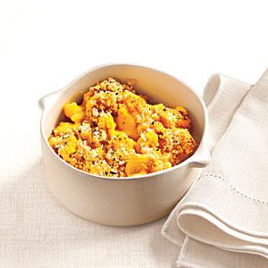 Creamy, Light Macaroni and Cheese