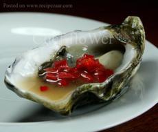 Oysters Osaka