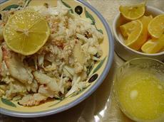 Lemon Garlic Butter Sauce for Crab (or Seafood)