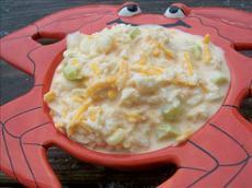 Quick Crab Dip