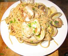 Unbelievable Clams and Garlic