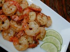 Chili's Spicy Garlic & Lime Shrimp