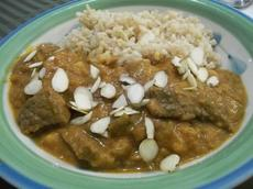 South African Malay Curry