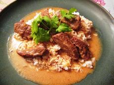Curried Beef Short Ribs (Slow Cooker)