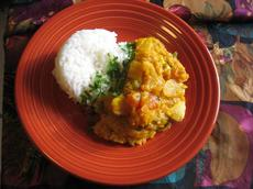 Kabocha Curry