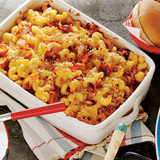 Chipotle-Bacon Mac and Cheese