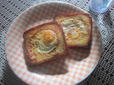 V for Vendetta's - Eggy in a Basket!