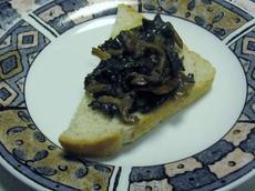 Jamie Oliver's Ultimate Mushroom Bruschetta
