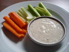 Light and Tasty Cream Cheese Dip