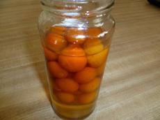 Maggie's Lethal Kumquat Liqueur