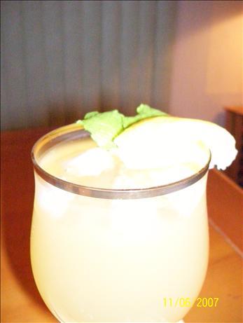 Jasmine, Green Tea, Fresh Lemonade