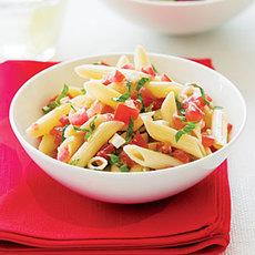Fresh Tomato and Basil Pasta