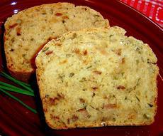 Parmesan Garlic Ranch Beer Bread #RSC