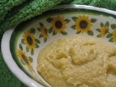 Quick-n-Zingy Orange Porridge (2-ingredients)
