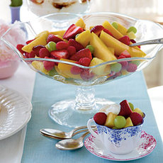 Fruit Salad with Yogurt