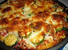 Zucchini Baked Ziti