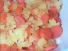 Carrot-Pineapple Layer Casserole