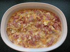 Chipped Beef Casserole