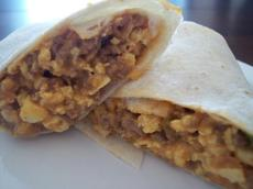Breakfast Burritos (Once a Month Cooking)