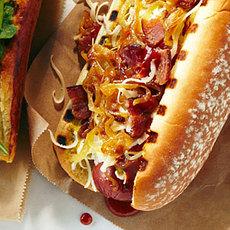 The Cowboy Hot Dog