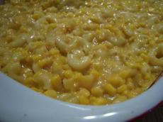 Macaroni & Corn Casserole