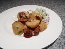 Cajun-Style Potato Salad Recipe