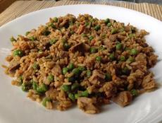 Juan-Carlos Cruz's Pork Fried Rice